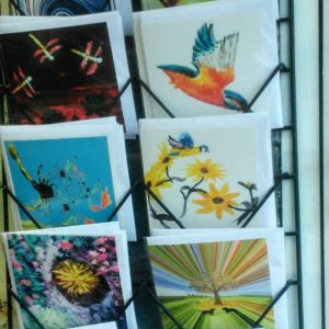 Greeting Cards Nature, Animal