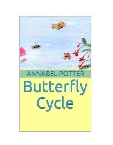 Butterfly cycle poetry book cover